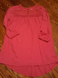 Girl's Old Navy Top Size L 10/12 Lockport, 14094