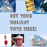 GREAT TOYS FOR THE HOLIDAYS