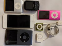 small selection of ipods Hamilton