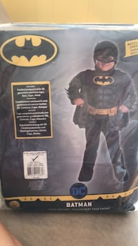 Batman Halloween costume - toddler up to age 4 Springfield, 22153