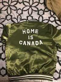 Home is Canada Varsity Jacket Mississauga, L4T 2P7