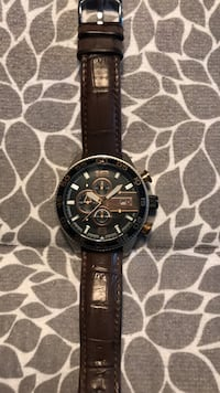 Watch - chronograph Fossil Toronto, M5E 1N1