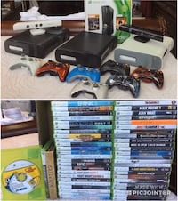 Xbox 360 Games+Consoles! Games start @ 4$ and Up!