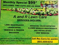 Quality and Dependable Lawn Care Services Memphis