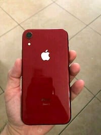 iPhone xr (product Red)
