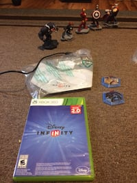 Disney infinity 1/2.0 for Xbox 360 Toms River, 08757