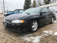 2004 CHEVROLET MONTE CARLO SS SUPERCHARGED Hubbard, 50122