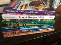 Cook books (perfect condition)  Lyndhurst, 44124