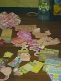 New baby shower items Albany