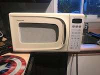 white Panasonic microwave oven Newmarket, L3Y 7B3