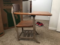 Antique school desk Wichita, 67205