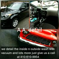 Car detailing Chesapeake Beach