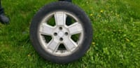 All ( 4) wheels included the tires  Brampton, L6T 4N5