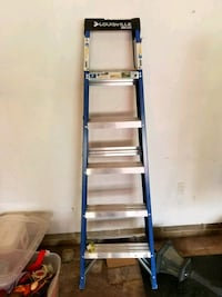 blue and grey Louisville ladder Pataskala