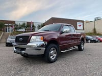 2005 Ford F 150 Ext Cab 4x4 Maplewood