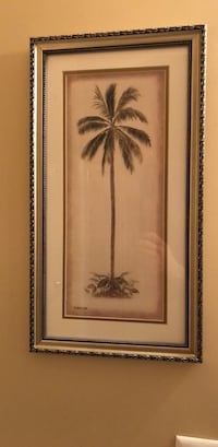 Palm Tree Picture in frame  Farmingdale, 07727