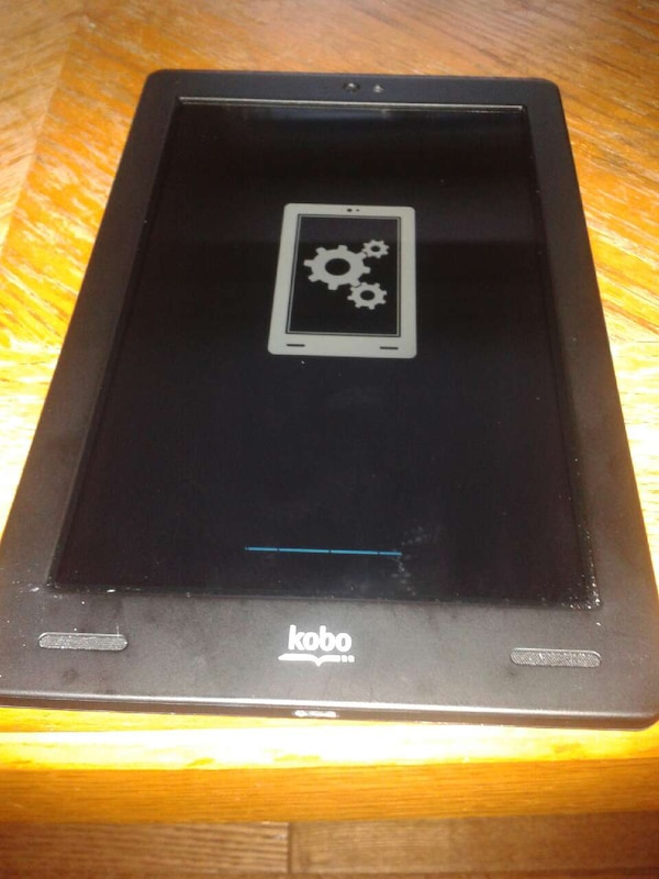 Kobo Arc Factory Reset