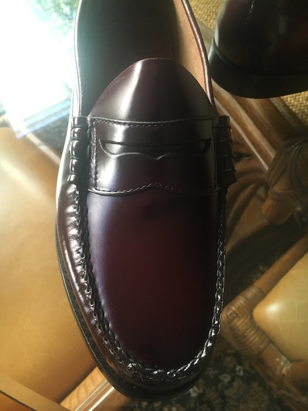 f9f6fe3a623 Used Weejuns Penny Loafers (Wine) for sale in Fair Oaks - letgo