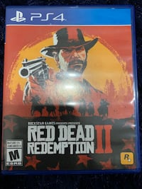 Red Dead Redemption 2 for PS4  Toronto, M2J 5A7