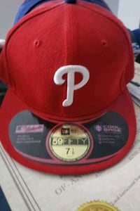 Philadelphia Philles Fitted Cap