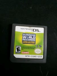 Guinnes world records the game DS game