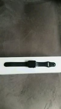 Apple Watch 1st Generation 38mm S Gry Al Blk Sport Strongsville, 44149