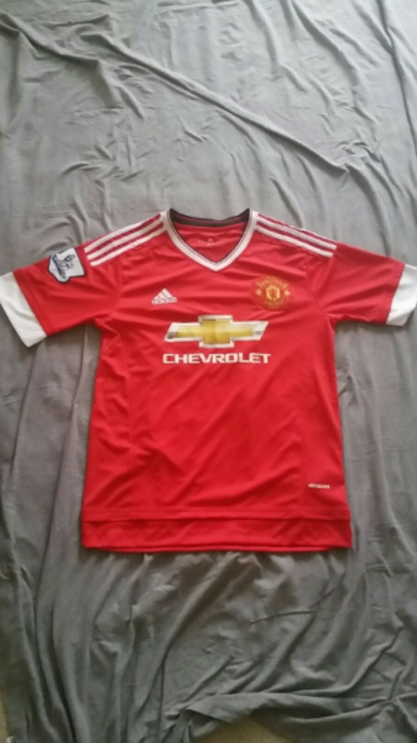 Manchester United 2015/16 Home Jersey Adidas Men S #17 Daley Blind w/E 0542af7d-527c-4654-9a56-01a2b27b0d99