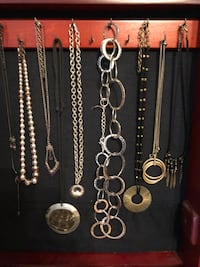 Massive Necklace Collection