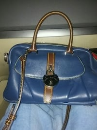 Dooney and bourke leather tote purse  674 mi