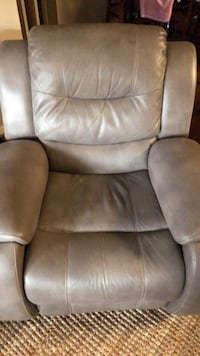 brown fabric padded sofa chair San Antonio, 78240