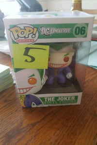 Funko Pop - The Joker Herndon, 20170