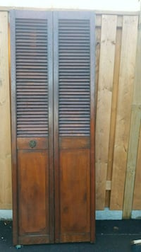 Antique solid wood door Toronto, M4J 2E4
