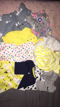 CARTER'S Clothing , 8 Pieces! (ALL NEW) Buena Park