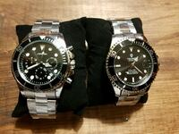 Two watches for $100! Mississauga, L5B 3L3