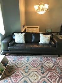 Leather couch Saint John, 46373