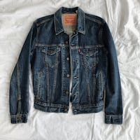Original Levi's Denim Jacket (small) Vancouver, V6B 2J8