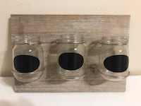 Mason Jar Organizer  New York