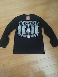 100th Grey Cup long sleeve t shirt Toronto cfl new with tags 2012 Toronto, M6N 5H6