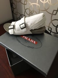 Prada Authentic sandals  Vaughan, L4J 8R3