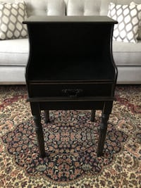 Black console/hall table Mississauga