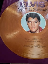 Elvis Presley collection and coins
