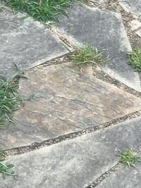 Blue slate landscaping stone Washington, 20037