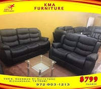 Living room brand new in the box  fast delivery available  Richardson, 75081