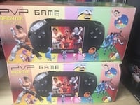 Hand held pvp 168 games rechargeable hours of fun $40ea Peterborough, K9J 1A8