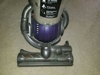 black and purple Dyson upright vacuum cleaner Fairfax, 22033