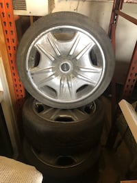 Rims. 18-20 inch  Tampa, 33614