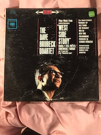 The dave brubeck quartet vinyl record case Pasadena, 21122