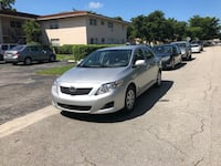 Toyota - Corolla  XLE. 2010 Coral Springs, 33065