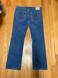 Women's True Religion jeans size 30/31 Boston, 02110