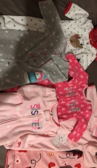 toddler's three assorted clothes Mission, 78573